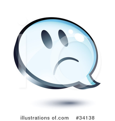 Royalty-Free (RF) Messenger Clipart Illustration by beboy - Stock Sample #34138