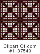 Royalty-Free (RF) Metal Grate Clipart Illustration #1137540