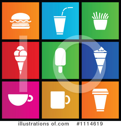 Metro Icons Clipart #1114619 by cidepix