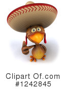 Mexican Chicken Clipart #1242845