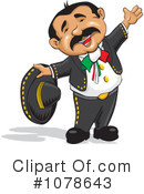Mexican Clipart #1078643 by David Rey