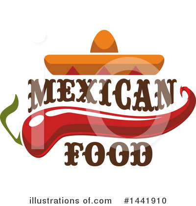 Mexican Clipart #1441910 by Vector Tradition SM