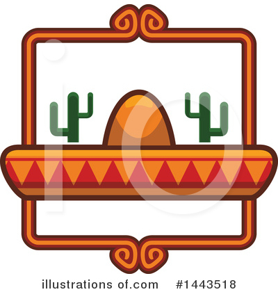 Mexican Clipart #1443518 by Vector Tradition SM