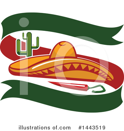 Mexican Clipart #1443519 by Vector Tradition SM