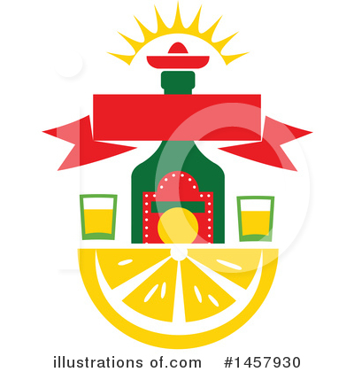 Mexican Clipart #1457930 by Vector Tradition SM