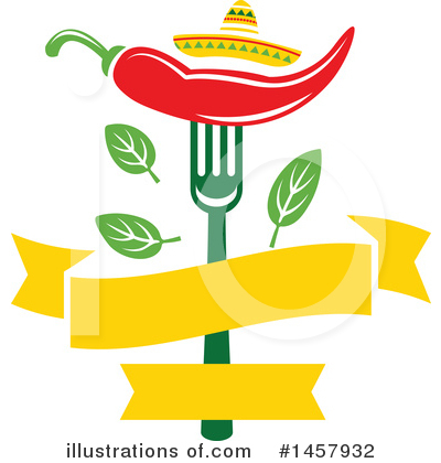 Mexican Clipart #1457932 by Vector Tradition SM