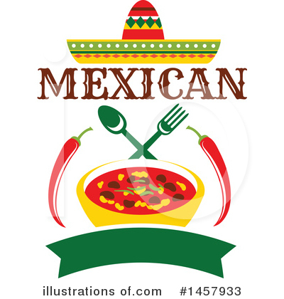 Mexican Clipart #1457933 by Vector Tradition SM
