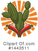 Mexican Cuisine Clipart #1443511
