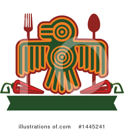 Aztec Clipart #1445241 by Vector Tradition SM