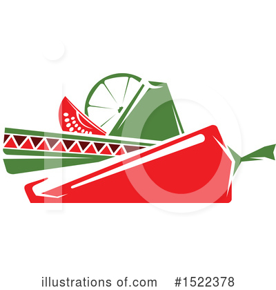 Mexican Clipart #1522378 by Vector Tradition SM
