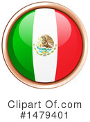 Mexican Flag Clipart #1479401 by Graphics RF