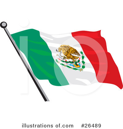 Royalty-Free (RF) Mexico Clipart Illustration by David Rey - Stock ...
