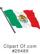 Royalty-Free (RF) Mexico Clipart Illustration #26489