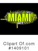 Miami Clipart #1409101 by MacX