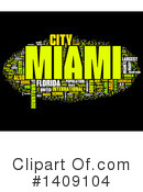 Miami Clipart #1409104 by MacX