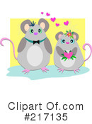 Mice Clipart #217135 by bpearth