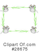 Mice Clipart #28675 by bpearth
