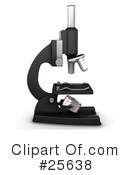 Microscope Clipart #25638 by KJ Pargeter