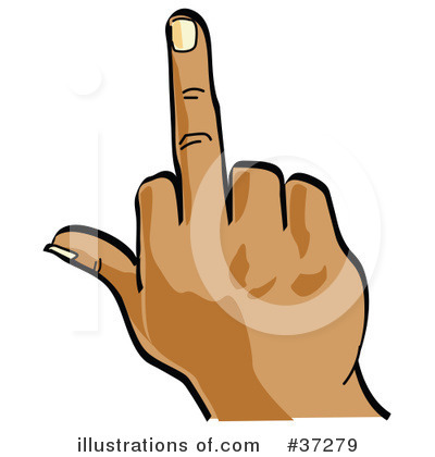 middle finger clipart 37279 illustration by andy nortnik rh illustrationsof com middle finger clip art pics man showing middle finger clipart