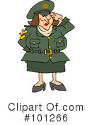 Royalty-Free (RF) Military Clipart Illustration #101266