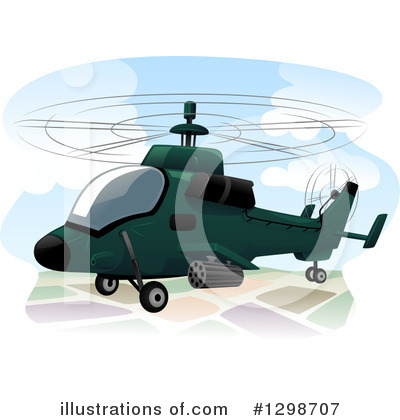 Military Clipart #1298707 by BNP Design Studio