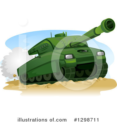 Military Clipart #1298711 by BNP Design Studio