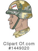 Military Clipart #1449020 by patrimonio