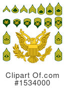 Military Clipart #1534000 by AtStockIllustration