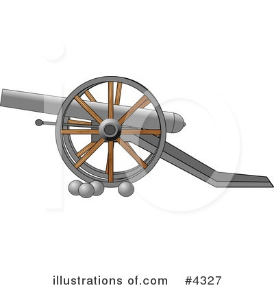 Royalty-Free (RF) Military Clipart Illustration by Dennis Cox - Stock Sample #4327