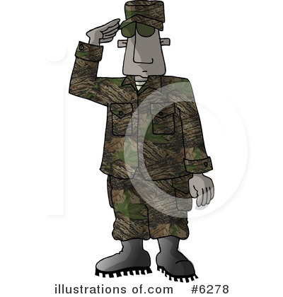 Military Clipart #6278 by djart