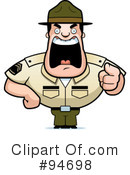 Military Clipart #94698 by Cory Thoman