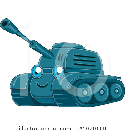 Heavy Machinery Clipart #1079109 by BNP Design Studio