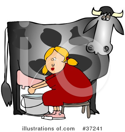 Farmer Clipart #37241 by djart