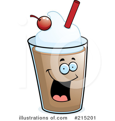 Milkshake Clipart #215201 by Cory Thoman