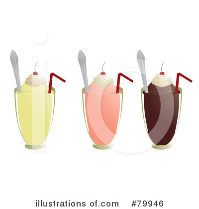 Milkshake Clipart #79946 by Randomway