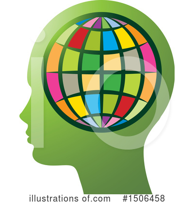 Head Clipart #1506458 by Lal Perera