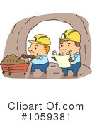Mining Clipart #1059381 by BNP Design Studio