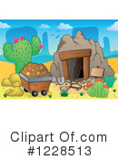 Mining Clipart #1228513 by visekart