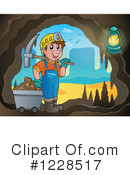 Mining Clipart #1228517 by visekart