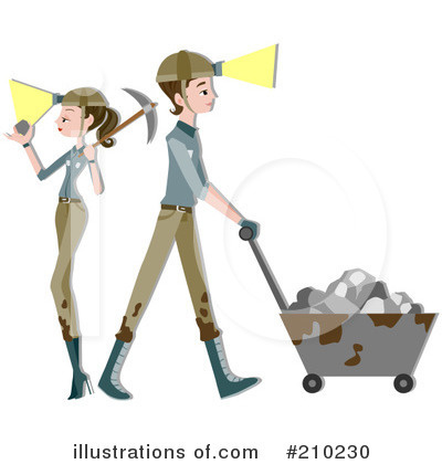 Team Work Clipart #210230 by BNP Design Studio
