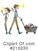Mining Clipart #210230 by BNP Design Studio