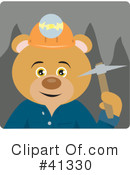 Royalty-Free (RF) Mining Clipart Illustration #41330