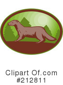 Mink Clipart #212811