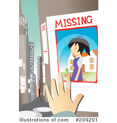 Missing Clipart #209201 - Illustration by mayawizard101