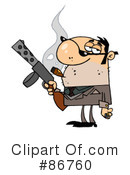 Mobster Clipart #86760