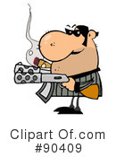 Mobster Clipart #90409