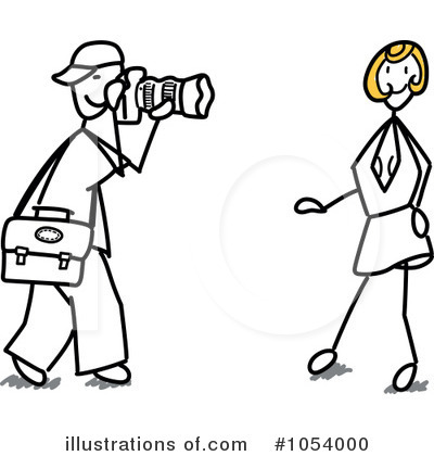 Fashion Modeling Careers on Royalty Free  Rf  Model Clipart Illustration By Frog974   Stock Sample