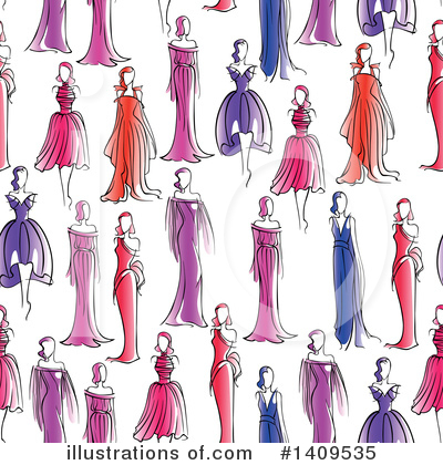 Model Clipart #1409535 by Vector Tradition SM
