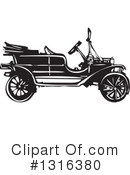 Model T Clipart #1316380 by xunantunich