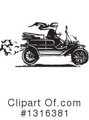 Model T Clipart #1316381 by xunantunich